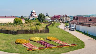 Свияжский Иоанно-Предтеченский монастырь. Скорбященский собор. Свияжск