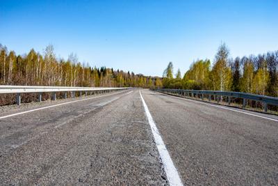 Трасса Алтай-Кузбасс