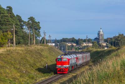 Козельские холмы 2М62 Машка Козельск