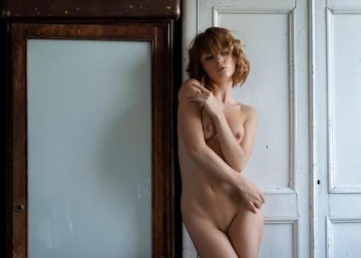 Мастерская (томительное ожидание) девушка портрет взгляд