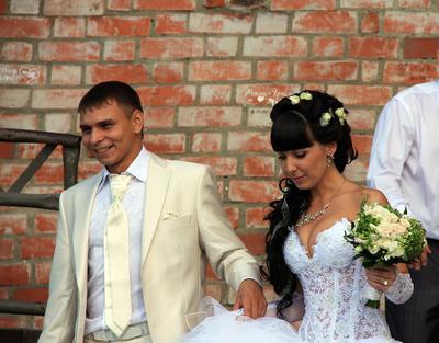 Счастливые! Счастливые свадьба жених невеста