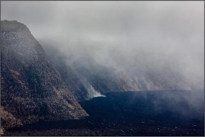 Sierra Negra. Sierra Negra вулкан