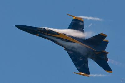Flying Blue Angel No.4