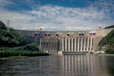 Саяно-Шушенская ГЭС 2021