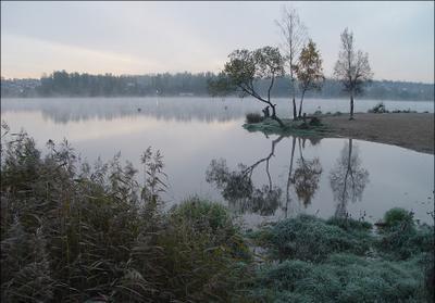 * Красное Село. озеро Безымянное