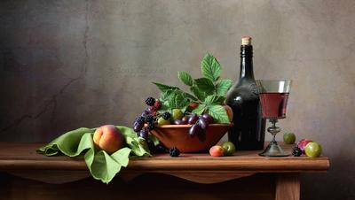 Домашнее вино вино виноград бутылка ягоды