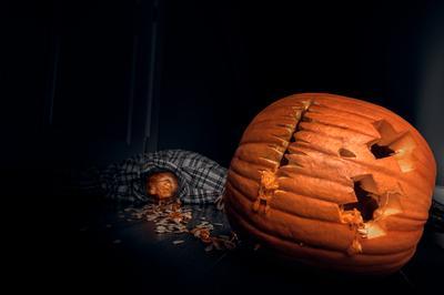 Halloween story #2