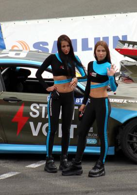RDS GP в Рязани RDS GP дрифт гонки