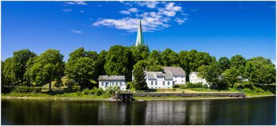 *** Throndheim, Norway