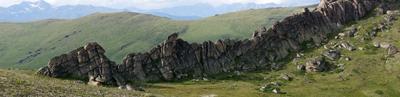 Не будите спящего дракона горы Алтай природа
