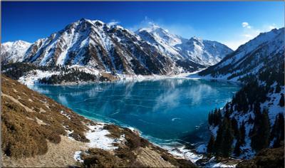 БАО (Большое Алматинское озеро)