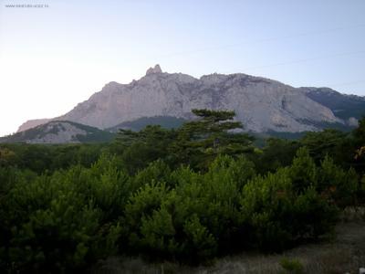 Гора Ай-Петри Ай-Петри крымские горы Лысая гора в Крыму