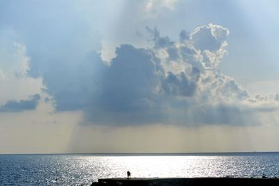 Майский дождь в Алании Алания море дождь