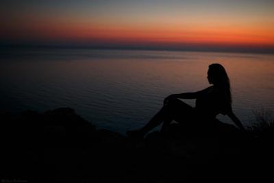 Ах, эти закаты на Фиоленте nature sky sun summer beautiful fiolent sunset blue clouds beauty light weather mothernature blacksea mityagaliano mityagalianophotographer crimea quiet_bay