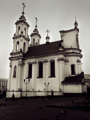 В Витебске.