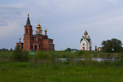 святое место церкви
