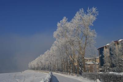 Замерзшая набережная Иркутск Ангара