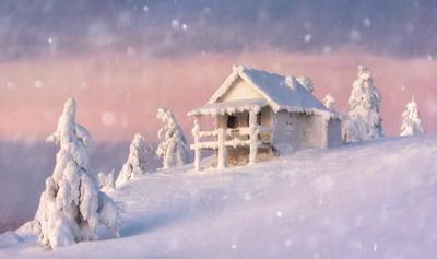 Сахарный домик sugar house