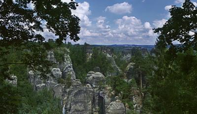 Природеый национальный парк Саксонская Швейцария Германия федеральная земля Саксония природный национальный парк Саксонская Швейцария