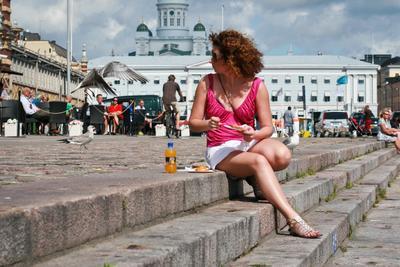 борьба за санкции еда борьба Хельсинки Финляндия