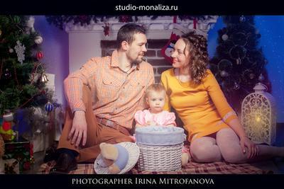 Новогодняя детская, семейная фотосъемка Новогодняя детская семейная фотосъемка