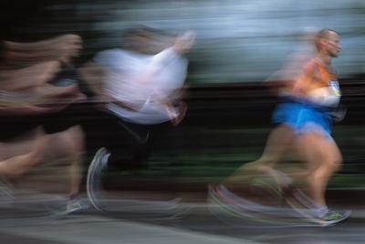 Энергетические потоки марафон бег