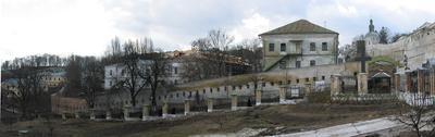 Киево-Печерская Лавра. Киев панорама Киево-Печерская Лавра