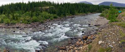 бурная вода 2014 коми урал путешествия река сплав панорама кожим россия север лето август canon пономарев природа приполярье полярный пороги рыбалка