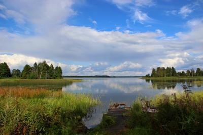 Шлино шлино озеро валдай