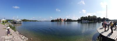 Тракайский замок Тракайский замок Литва
