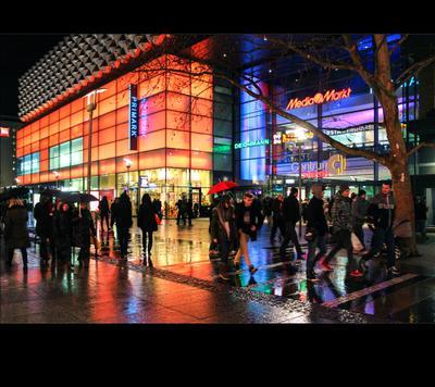 Дрезден. Дождь перед рождеством 3.