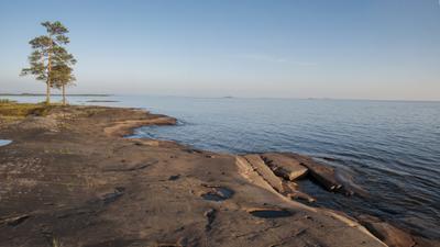 Прогулка по берегу Онеги