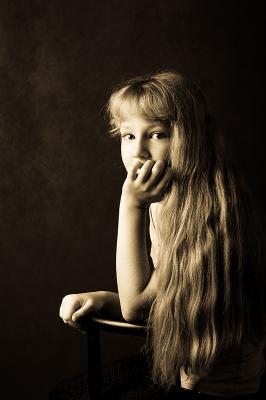 юная мадонна дети, девочка