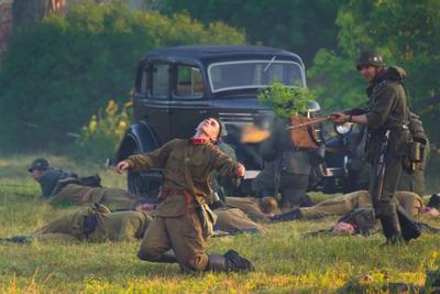 *** война солдаты крепость немцы