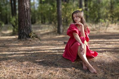 Елизавета портрет девушка модель