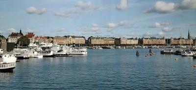 Осенний Стокгольм...