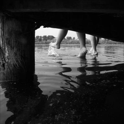 СВИДАНИЕ река озеро мосток любофф парочка свидание