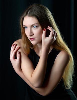Валерия Студия девушка портрет свет