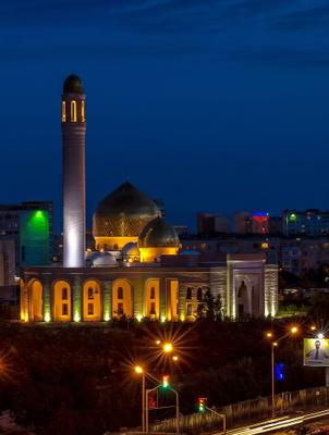 Мечеть.