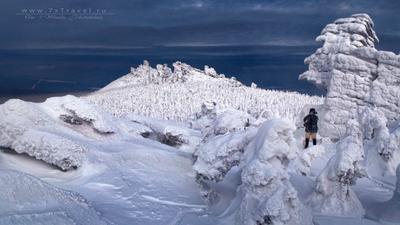 Колчим Северный Урал путешествия горы скалы останцы зима снег пейзаж фототур North Ural trips mountains rocks winter snow landscape phototours