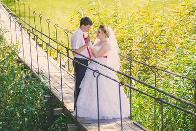 Свадебная фотосессия свадебное фото