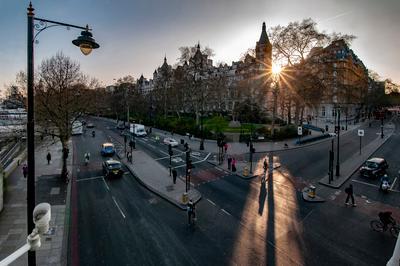 Отель The Royal Horseguards (2) Лондон отель The_Royal_Horseguards закат