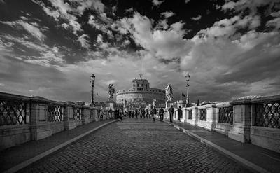 *** Рим Италия