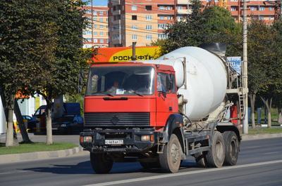 Урал Урал 63685 бетономешалка
