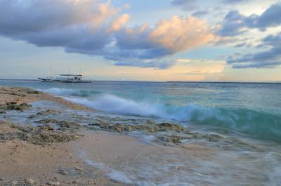 Sunset on the island of Negros, Philippines Philippines Negros Sunset