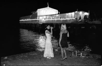 Ночь Ночь, Крым, Девушки
