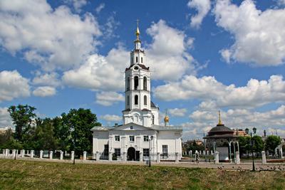 Богоявле́нский собор Орёл собор