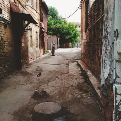 На улицах старой Самары самара жанр улица