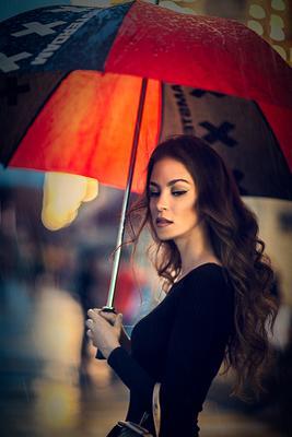 В Москве снова дожди...