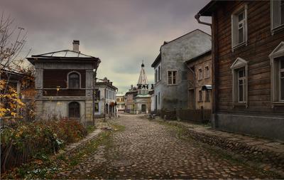 *** Съемочный городок Мосфильм